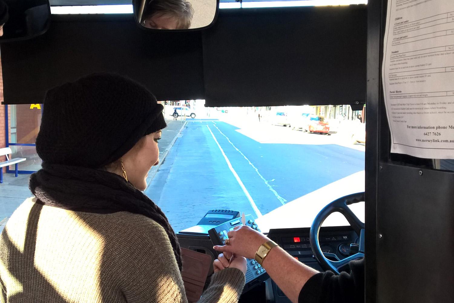 Devonport route services