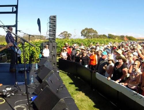 Ghostrock: Concert in the Vines 2016