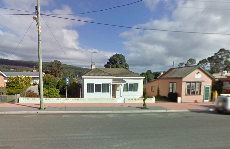 Railton Bus Stop