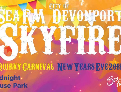 Skyfire 2018: Devonport New Years Eve Fireworks