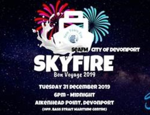 Skyfire 2019: Devonport New Years Eve Fireworks